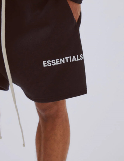 F. ESSENTIALS SHORT PANTS_3COLOR