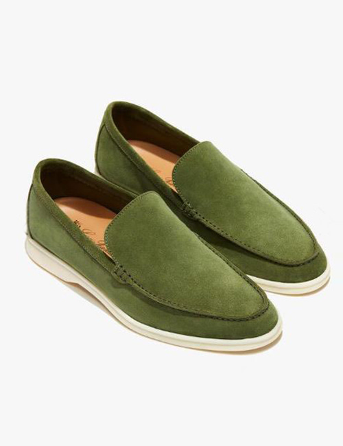 L. SUMMER WALK SUEDE SHOES_7COLOR_M