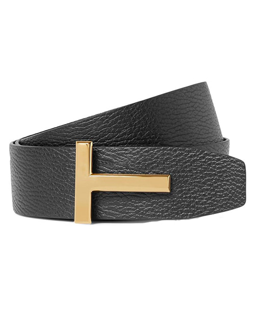 T. 4CM REVERSIBLE LEATHER BELT