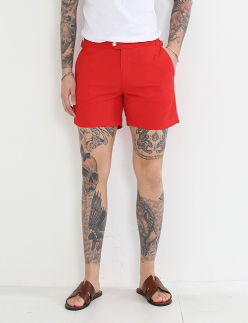 T. CLASSIC SWIMMING SHORTS PANTS_2COLOR